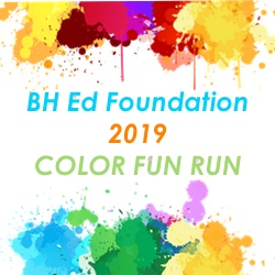 2nd Annual Color Fun Run