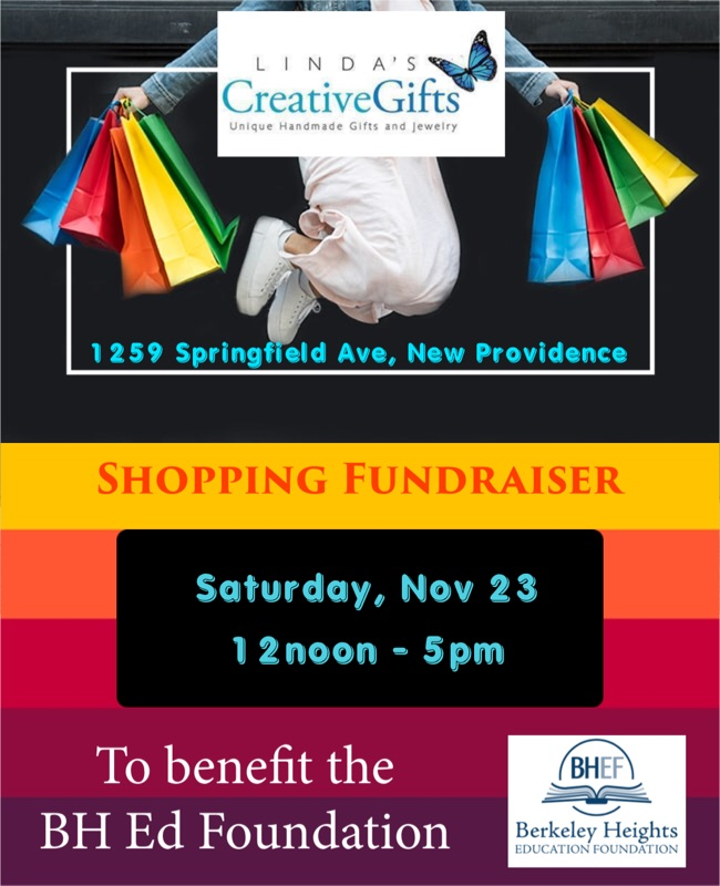 Shopping Fundraiser