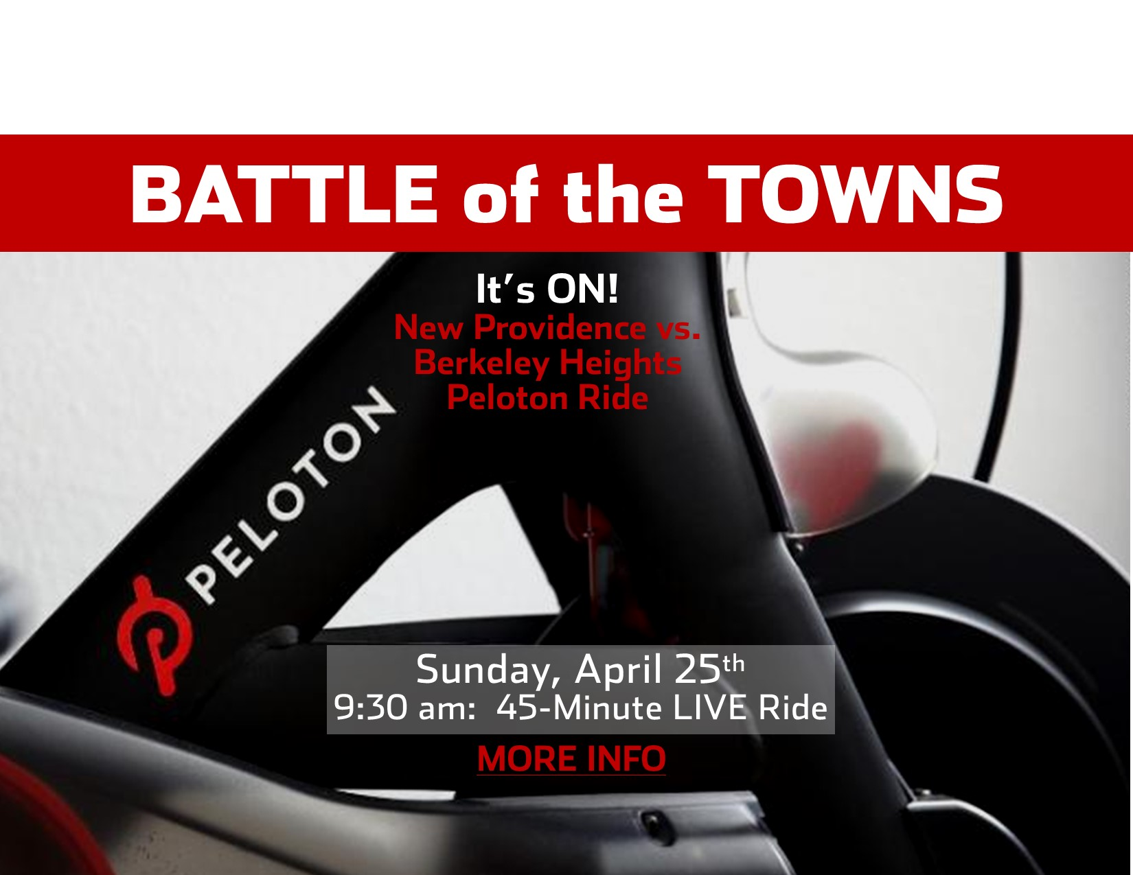 Spin for BH Schools-BATTLE OF THE TOWNS